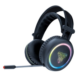EDAL Eshowee Gaming Headset Noise Reduction Bass Sound Stereo HD Sports Universal Headphone For FANTECH HG15 7.1 Channel RGB