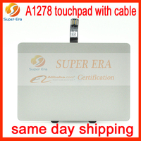 A1278 touchpad with cable for macbook pro 13.3inch A1278 trackpad with flex cable 2009 2012year