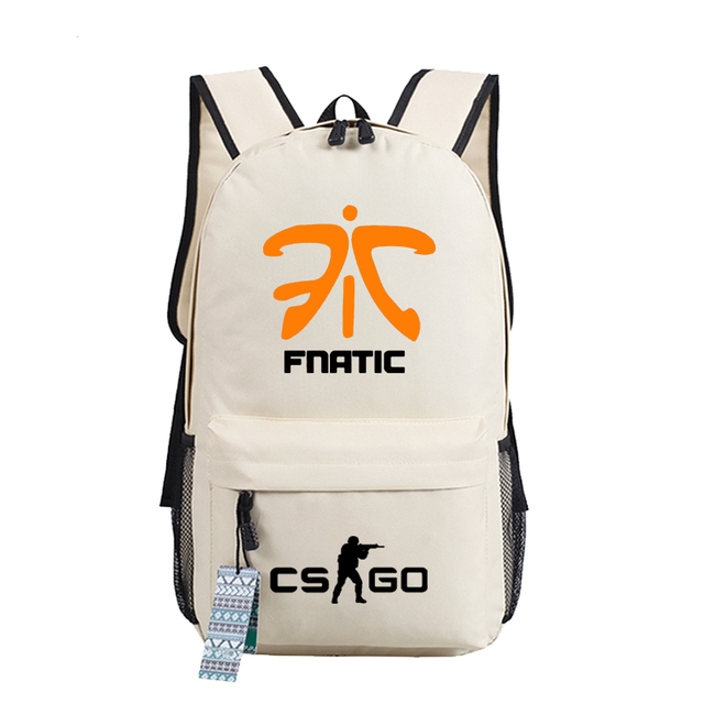 Game Dota 2 CS CSGO Fnatic Virtus.pro Men Backpack