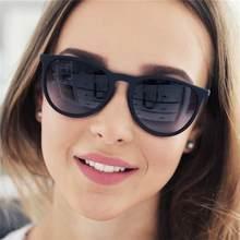 2888086337965 Olho de Gato óculos de Sol de luxo Da Marca Senhoras Fino Quadro Clássico  Óculos de