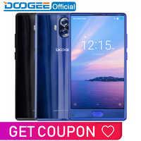 Oryginalny doogee mix lite Smartphone podwójny aparat 5.2 ''MTK6737 czterordzeniowy 2GB + 16GB Android 7.0 3080mAh odcisków palców telefony komórkowe