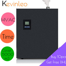 5,000m3 scent aroma machine air purifier with 500ml bottle-----1 year free warranty цена и фото