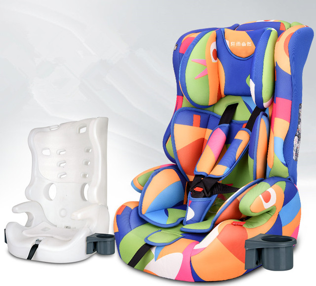 Good Quality Baby Car Seat Chair Natural Comfortable For 9 Months 12 Years Old Child