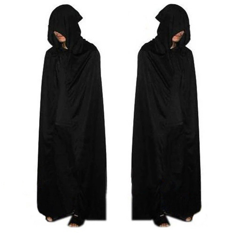 creepy halloween grim reaper cloak halloween makeu - Cheap Creepy Halloween Costumes