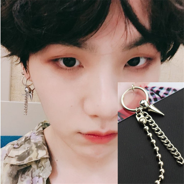 Aliexpresscom Buy Qumorain 1pc Fashion Jewelry Korean Kpop Bts