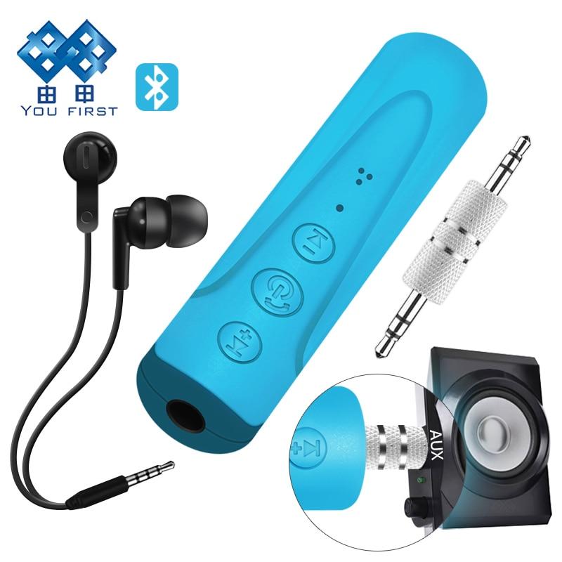 YOU FIRST Bluetooth Earphones Sport wireless Running Headphone ...