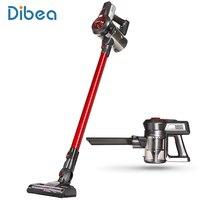 Dibea C17 Беспроводная Стик пылесос ручной пылесборника бытовой аспиратор с док станцией Портативный Sweeper
