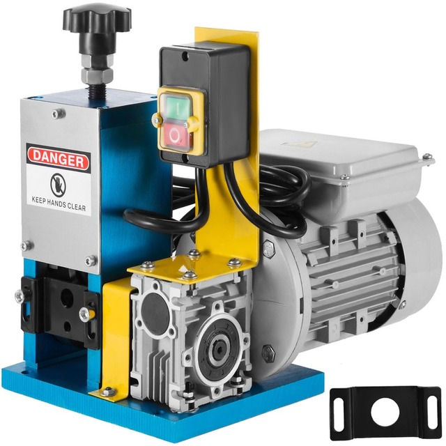 Cable shearing machine 25mm cable stripping machine 220V Solidem Peeler