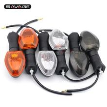 Поворотов Световой индикатор для SUZUKI DR-Z400 S/SM GSX650F SV650 SV1000 N/S DRZ400SM DRZ400S мотоциклетные спереди /сзади мигалки лампы