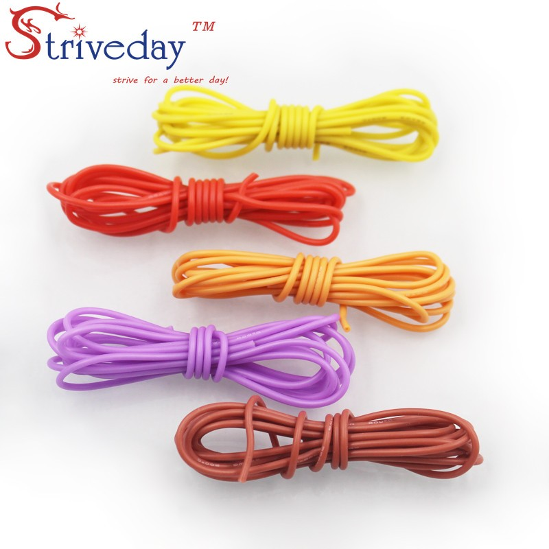 250m Insulation Test Wrapping Wire Cable Tinned Copper Solid Cable 30AWG 9Colors