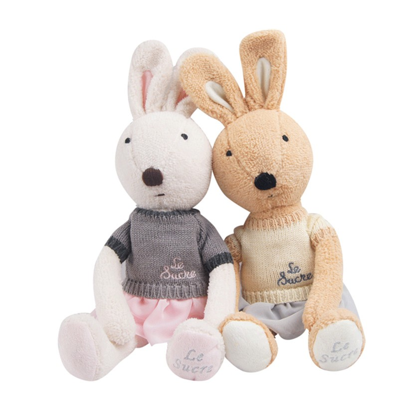 Rabbit plush (2)
