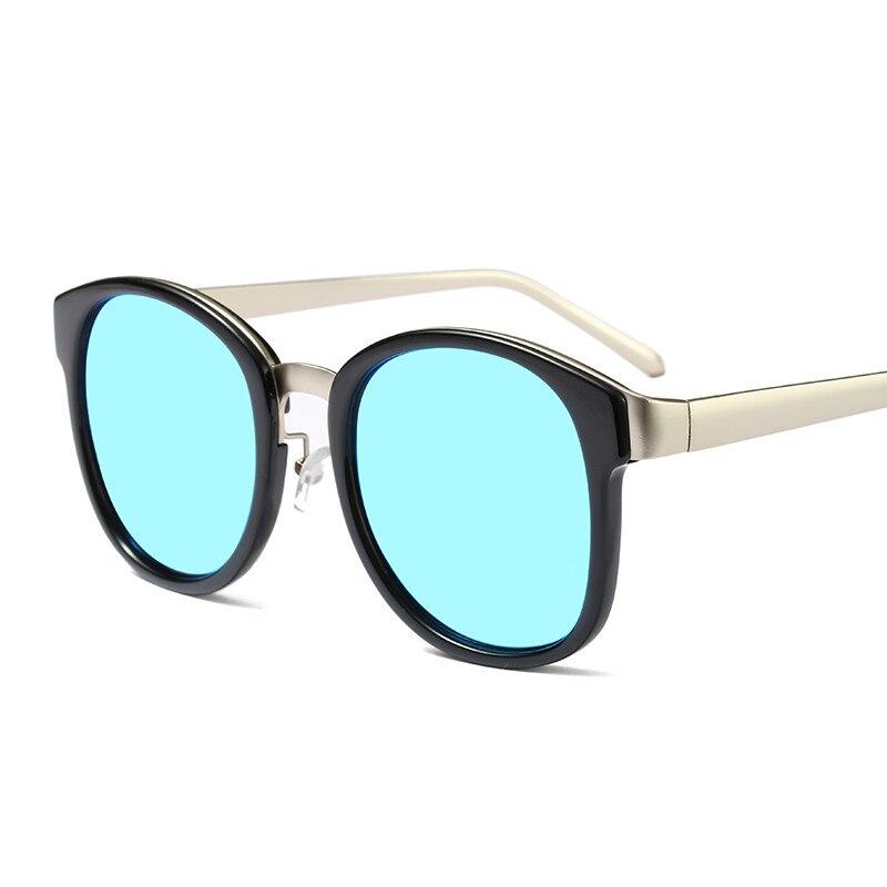 2018 Лидер продаж Мода Cateye squre Овальный улица выстрел Ретро Для мужчин wo Для мужчин UV400 Солнцезащитные очки для женщин Винтаж бренд звезды диза...