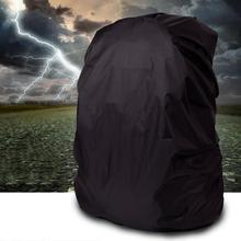 Пылезащитный чехол от дождя, 30~ 40 л, Сверхлегкий Водонепроницаемый чехол на плечо, сумка для путешествий на открытом воздухе, защита от дождя для велосипеда, пешего туризма