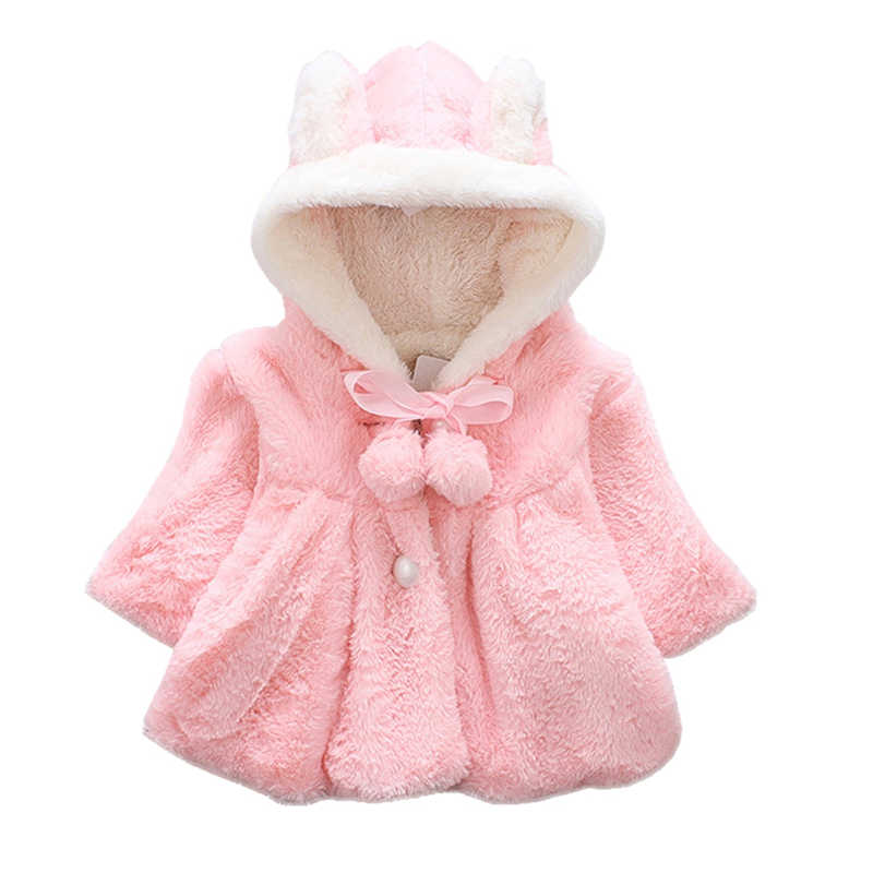 1c94800d4 Detail Feedback Questions about Winter Rabbit Ear 2018 Warm Newborn ...