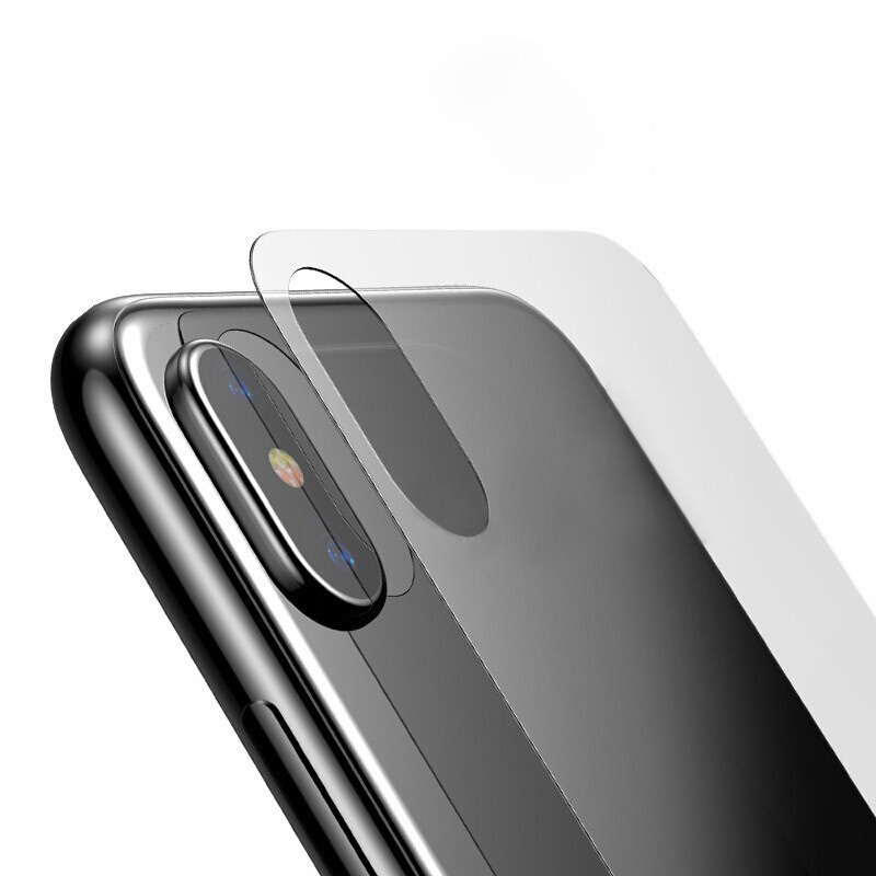 9H Full <font><b>Cover</b></font> Ultra Thin Screen Protector For <font><b>iPhone</b></font> X XS MAX Tempered Glass On The Back Glass For <font><b>iPhone</b></font> XR XS Plus X Back <font><b>Film</b></font> image