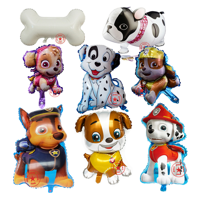 foil animal balloons birthday party decorations kids baby toys