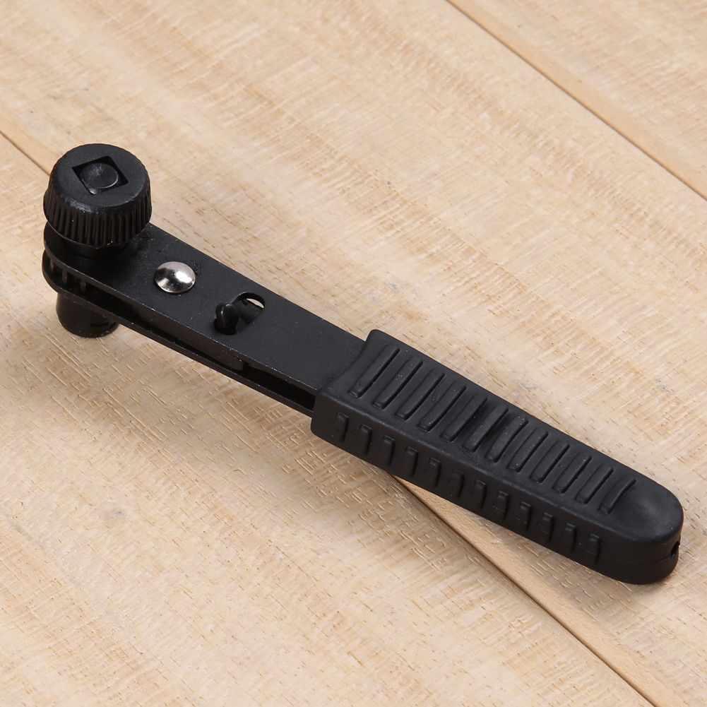 "Mini 1/4 ""اسئلة وجع مفك مفتاح بانة قضبان أو مفك بت 6.35 مللي متر أدوات سريعة مفتاح بانة"