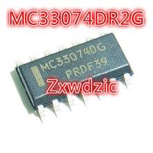 5PCS MC33074DR2G SOP14 MC33074DR MC33074 MC33074DG SOP-14