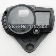 New Speedometer Black For Tachometer Gauge Suzuki Case Cover GSX-R GSXR 600 750 2006 2007 2008 2009 K6