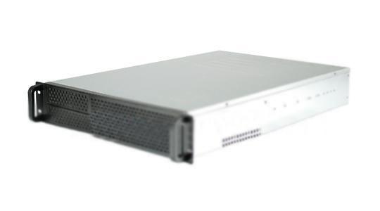 D216n 2u server computer case industrial computer case 2u general atx po w er supply