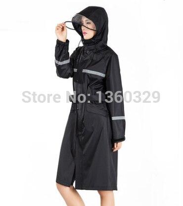 Femmes hommes Long imperméable dames manteau pluie imperméable filleTrench veste hommes burbe rry capa de chuva mujer Poncho livraison gratuite