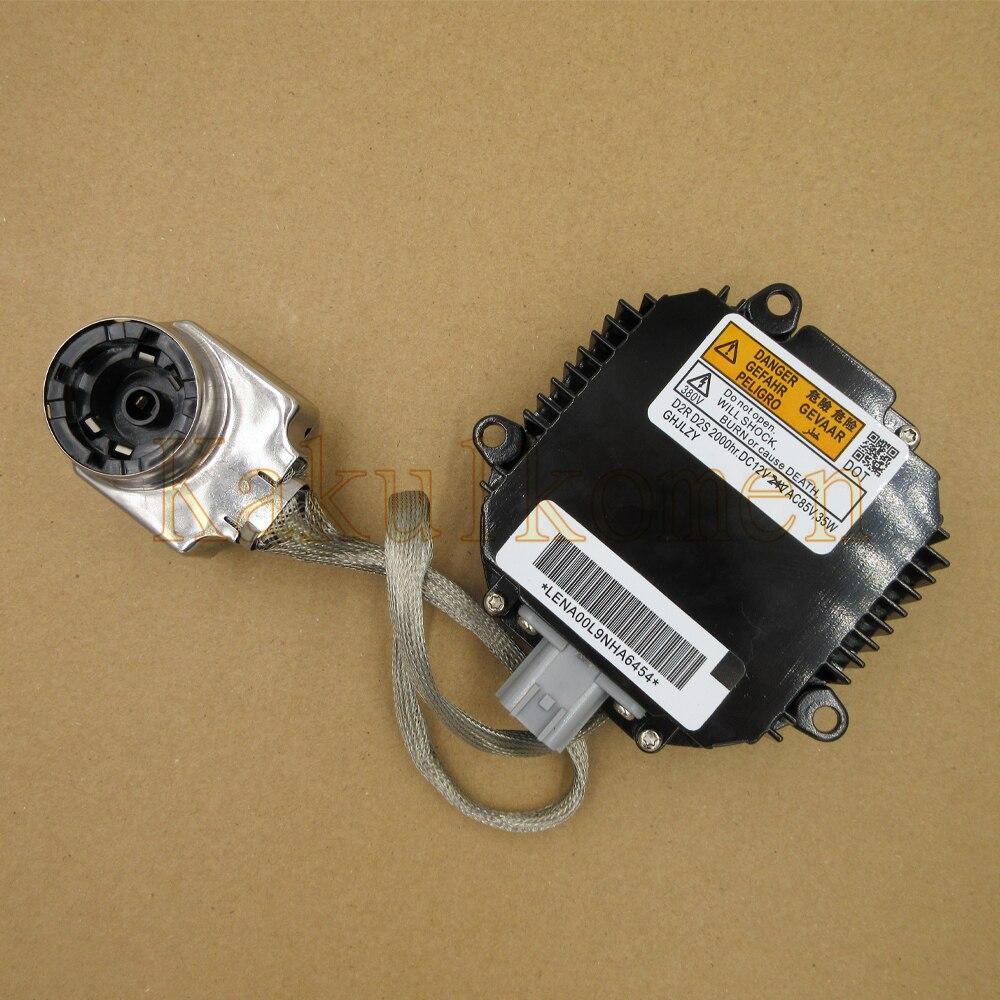 D2S D2R HID Xenon Headlight Ballast Control Unit Module ECU 33119-SJK-013 33119-SWA-003 33129-SJA-J01 For Nissan Infiniti Renaul