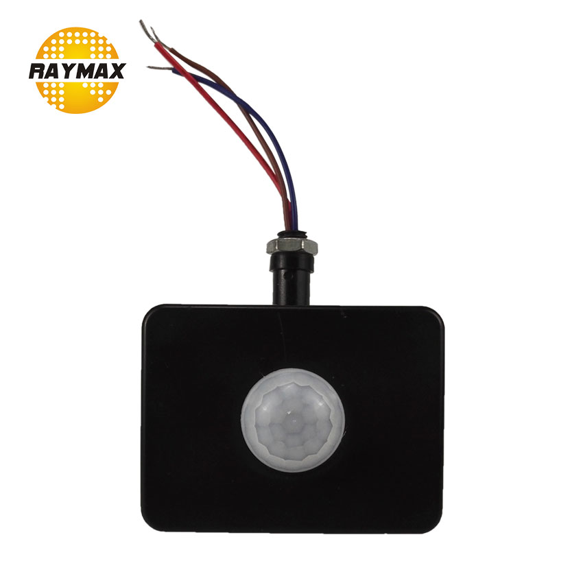 Holofotes indutor interruptor para led projector Colour : Black