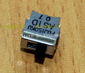 [SA]FUJISOKU toggle toggle switch slide switch level dial overstock AS1D { }--50pcs/lot