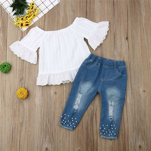 Kids Baby Girls Clothes Set Fashion Outfits