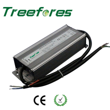 CE RoHS IP66 80W 100W 120W 150W 200W 300W 360W Triac Dimmable Driver DC 12V 24V Transformer LED Light Dimming Power Supply
