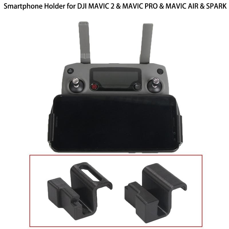 Smartphone Holder Clamp Clip For DJI MAVIC 2 & MAVIC PRO