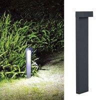 Kostenloser Versand Produkt 5 W Led Landschaft Außen Beleuchtung Wasserdichte IP65 Led Garten Hof Licht COB Led Chip Rasen Lampe AC85 265V-in Outdoor-Landschaftsbeleuchtung aus Licht & Beleuchtung bei