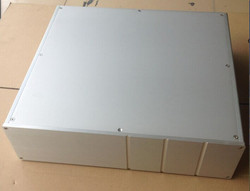 sx-401 DIY Aluminum enclosure /DAC case/ amplifier chassis DIY BOX