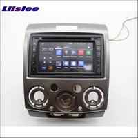 Liislee For Mazda BT 50 2007~2012 Car Radio Stereo Android APP NAV NAVI Map Navigation Multimedia System W/O Radio CD DVD Player