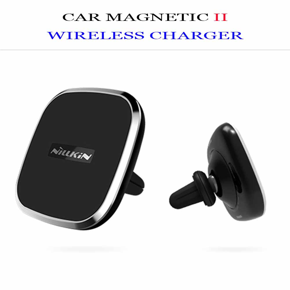 Nillkin car QI Wireless Charger Holder Magnetic Air Vent Mount pad - Mobile Phone Accessories and Parts - Photo 2