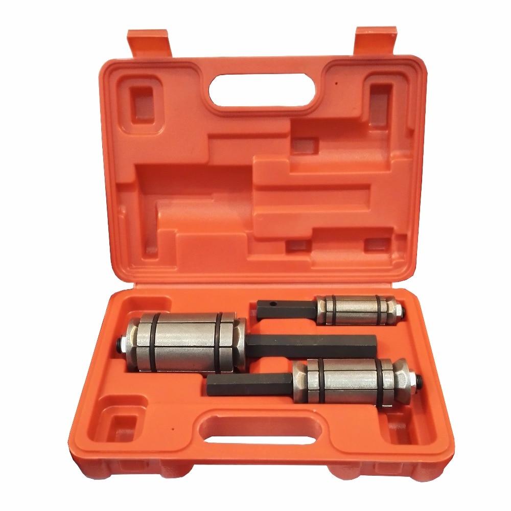 """Цена за 3 шт. Выхлопные Трубы Расширитель Tool Kit 1-1/8 """"к 3-1/2"""" Ремонт Автомобилей инструменты"""