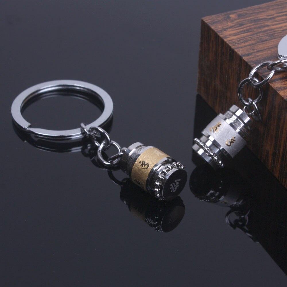 Prière six mots gawu boîte ouvrable DANS sacré sort tripitaka mantras prière boîte porte-clés amulettes