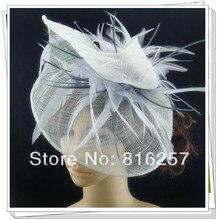 Envío libre de múltiples colores de alta calidad tocados/accesorios de boda agradable/sinamay sombreros del fascinator/evento headwear FS113
