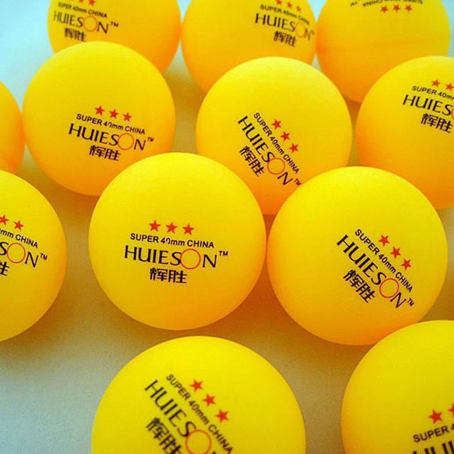 20 50 100 Pcs 3-Star 40mm 2.8g Table Tennis Balls Ping pong Ball White Orange Pingpong Ball Amateur Advanced Training Ball