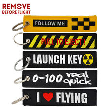 5PCS/LOT Mix Styles Keychain Key Tag Embroidery Fob Holder OEM Keyrings Chains for Motorcycle Car Scooters chaveiro llavero