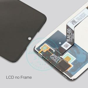 Image 3 - Xiaomi pantalla LCD Original Redmi Note 7, 10 paneles táctiles, montaje de digitalizador LCD, reparación de piezas de repuesto