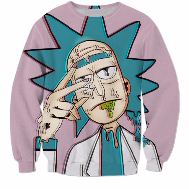 Rick and Morty – Rick Sweatshirt