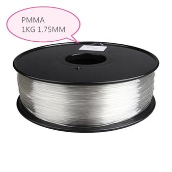 PMMA drukowanie 3d reklama słowo światło słowo żarnik 3D słowo powłoki drukowanie materiałów eksploatacyjnych światło ekranowanie non-transp tanie i dobre opinie Stałe GD-PMMA01 1 Metr 343 metrów NoEnName_Null