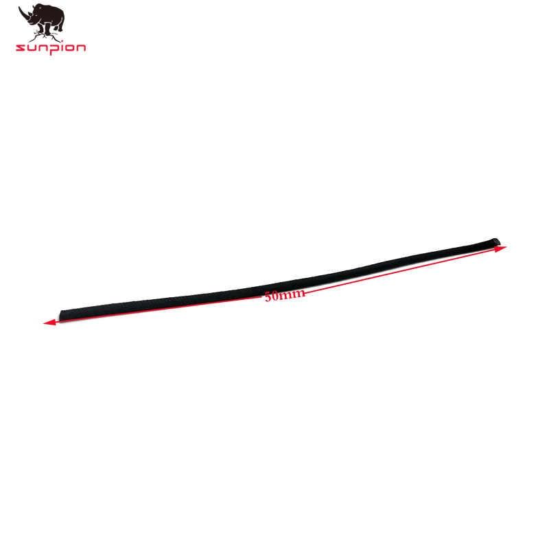 Sunpion 3D Drucker Zubehör schwarz flammschutzmittel nylon geflochtene kabel hülse für 3D Drucker DIY kits 3d teile
