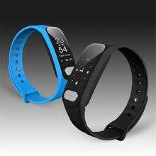R11 ЭКГ + ppg smart bluetooth браслет сердечного ритма Приборы для измерения артериального давления Мониторы Спорт passormeter Смарт полосы почасовой Sports Tracker