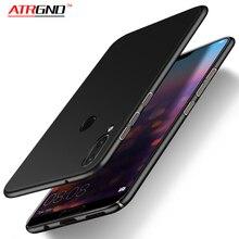 Phone Case For Huawei P10 P20 Lite P30 Pro Ultra-thin Matte