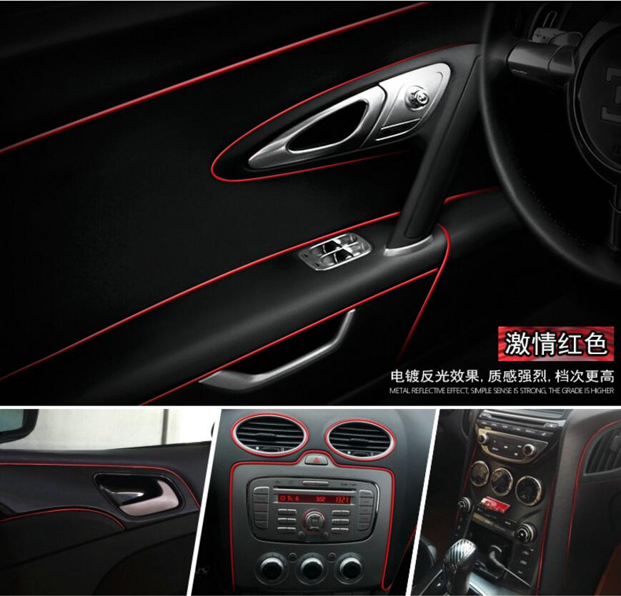 2016 Infiniti Qx50 Exterior: Car Styling Interior Decoration Stickers For Infiniti EX