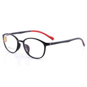 Image 1 - 9520 Kind Brilmontuur Voor Jongens En Meisjes Kids Brillen Frame Flexibele Kwaliteit Brillen Voor Bescherming En Visie Correctie