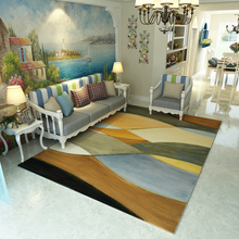 Modern Large Mat 3D Dream Unicorn Butterfly Jellyfish Carpet Home Decor Living Room Rugs Soft Flannel Bedroom Area Rug