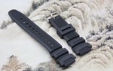 Quality Replacement Rubber Bands For casio W-800H/W-S210H/W-735H Watches Electronic Wristwatch Band Sports Watch Straps